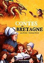 CONTES DE BRETAGNE de Jean Markale