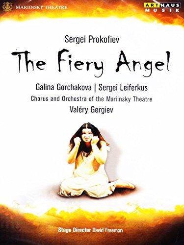 Prokofiev, Sergei - The Fiery Angel