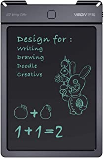 LCD pen tablet 8.5 inch multi-function is very suitable for drawing or taking notes,C color pen tablet including stylus
