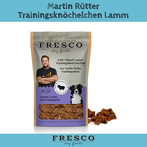 Fresco Dog Martin Rütter Trainingsknöchelchen Lamm 150g