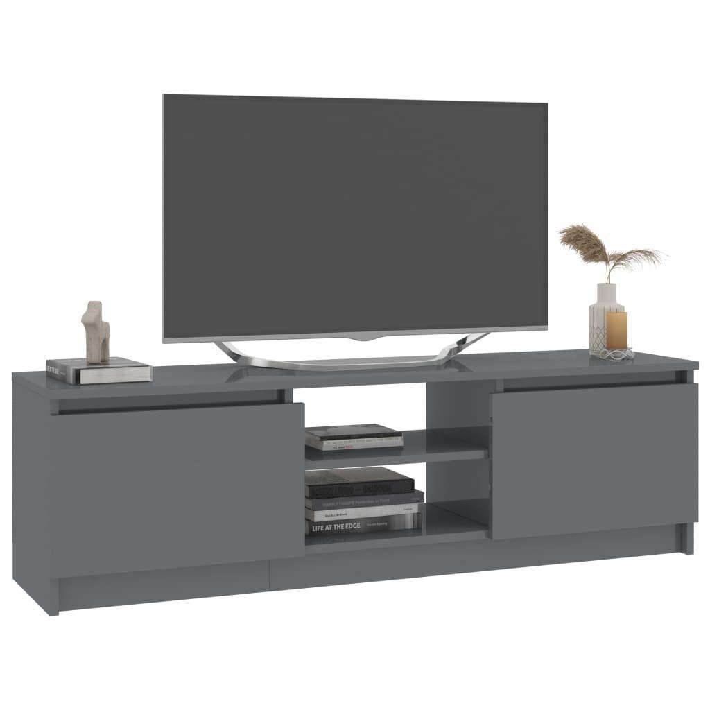 Tidyard Mueble para TV de aglomerado Mesa para TV Diseño Moderno ...