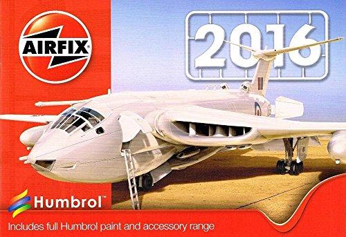 Airfix Catálogo 2016 (Horizontal A5 Talla) Producto Código