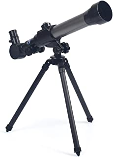 تلسكوب تعليمي للاستخدام في الهواء الطلق من شركة وولميك للتجربة العلمية عالية الوضوح لعدسة العين وكسور أحادي رؤية للدخول مع...