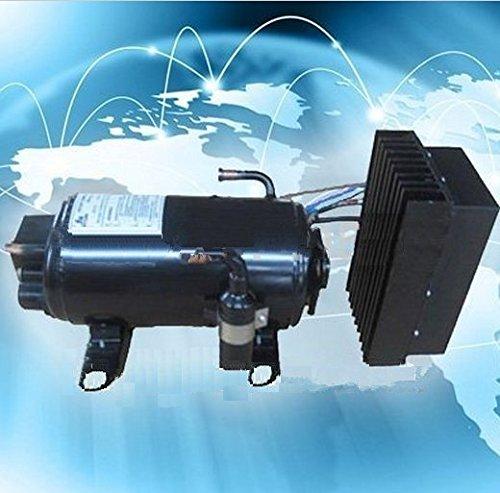Gowe 24V Klimaanlage für Kabine von Bagger Truck Sleeper Mining Maschine mit Dach Horizontal Elektrische Comp