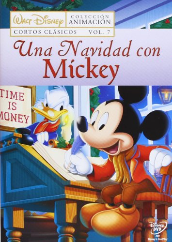 Una navidad con mickey [DVD]