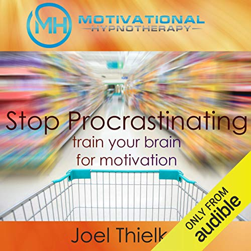 Stop Procrastination Now  By  cover art