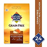 Nature's Recipe Easy to Digest Dry Dog Food, Chicken, Sweet Potato & Pumpkin...