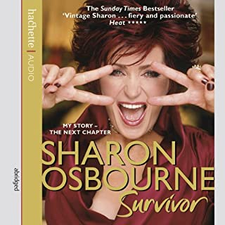 Sharon Osbourne cover art