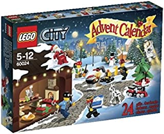 LEGO City Advent Calendar 60024 (Discontinued by manufacturer)