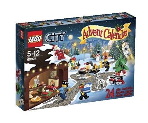 LEGO City 60024 - Adventskalender