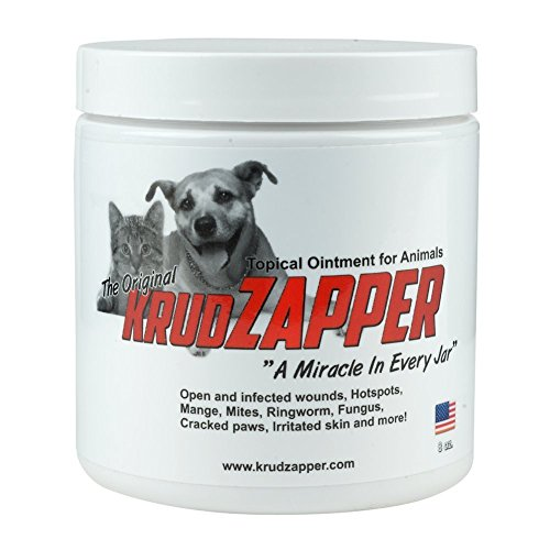 Krudzapper Topical Ointment for Animals (8 Ounces)