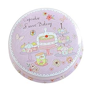 MagiDeal Boîtes De Stockage De Thé Café Sucre Nourriture Bonbons Cadeau Accessoire Cuisine