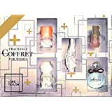 Lord & Taylor Fragrance Coffret for Women with 5 Beloved Mini Perfumes in Deluxe Box