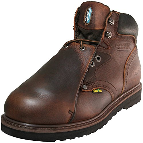 Cactus Work Boots MS600 Dark Brown Size 10