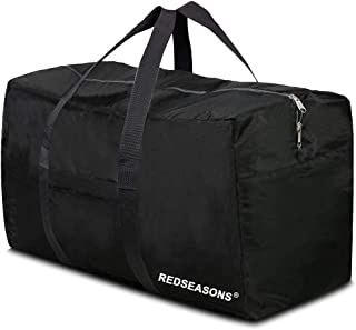 Extra Große Reisetasche,Faltbare Faltbare Reisetasche mit Handschlaufe, Geeignet für Reisen wasserdichte Tragetasche, geei...