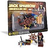 LEGO Jack Sparrow with Sword, Treasure, Map,...