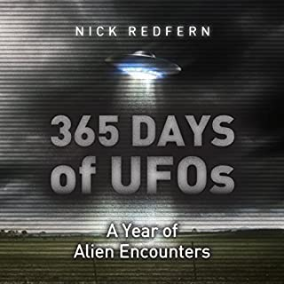 365 Days of UFOs: A Year of Alien Encounters cover art