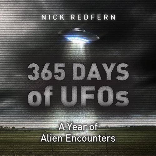 Couverture de 365 Days of UFOs: A Year of Alien Encounters