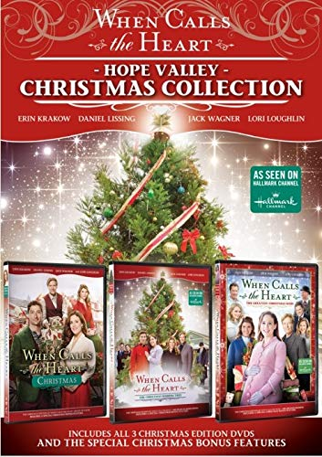 When Calls the Heart: Hope Valley Christmas Collection