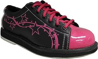Women's Rise Black/Hot Pink Bowling Shoes