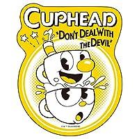 CUPHEAD トラベルステッカー(17)