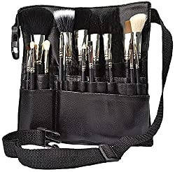This gifts for a cosmetologist will help them carry their brushes in style.