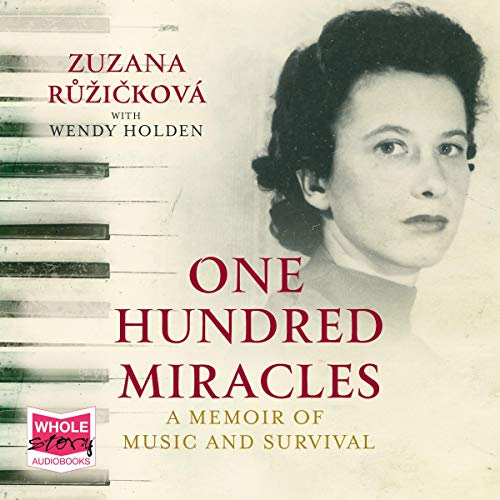 One Hundred Miracles audiobook cover art