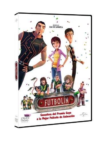 Futbolín [DVD]