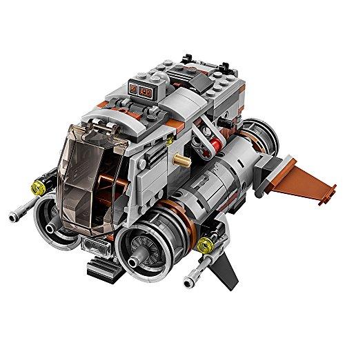 Vaisseau Quadjumper de Jakku LEGO Star Wars 75178 - 457 Pièces - 3