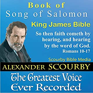 Book of Solomon audiobook cover art