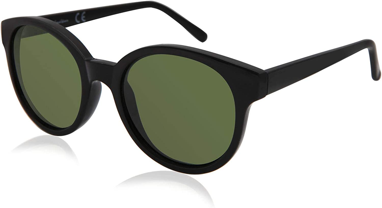 FaceWear Oversized Sunglasses for Women Round Gradient Lens UV400 FW2009 C1