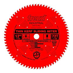 Freud 12-Inch 72 tooth Miter Saw Blade Review | Best Radial Arm Saw Blade