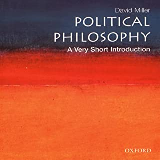 Political Philosophy: A Very Short Introduction audiobook cover art