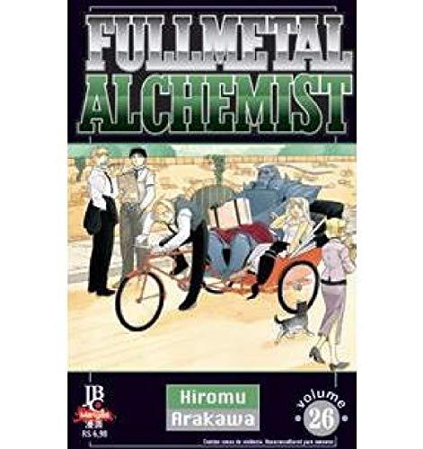 Fullmetal Alchemist - V. 26