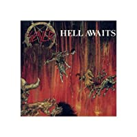 HELL AWAITS(SHM)(paper-sleeve)(reissue) by SLAYER (2009-08-26)