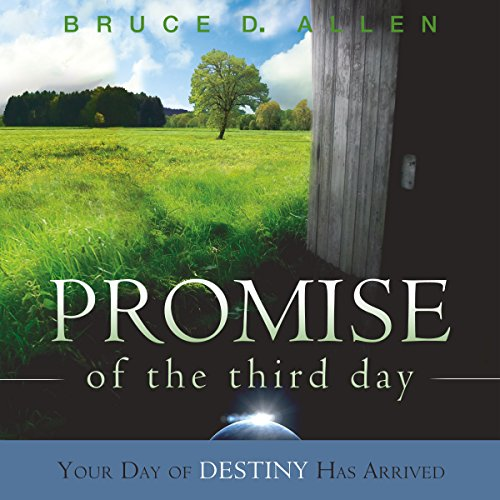 Promise of the Third Day audiobook cover art