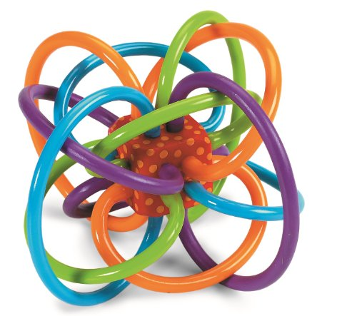 Manhattan Toy Winkel Rattle & Sensory...