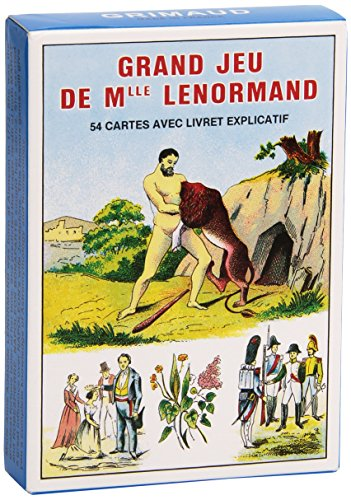 Grimaud - Grand Lenormand - Cartomancie