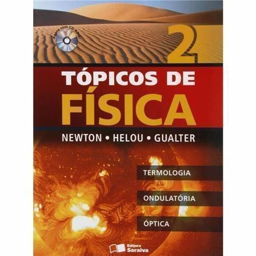 Tópicos de Física-Volume 2- Livro do Professor SCD