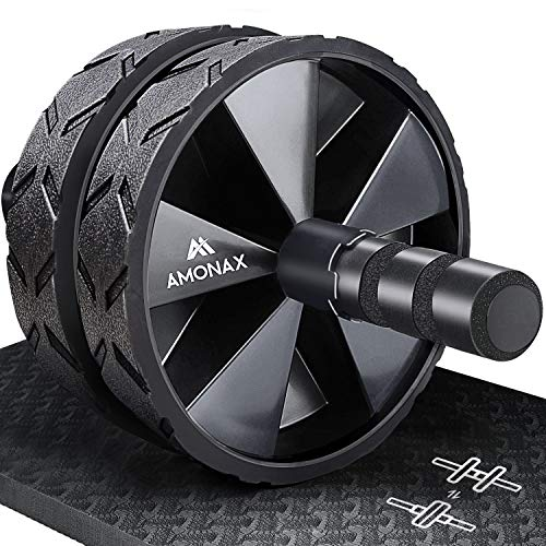 AMONAX Roue Abdominale Convertible, AB Roller Wheel, Roulette...