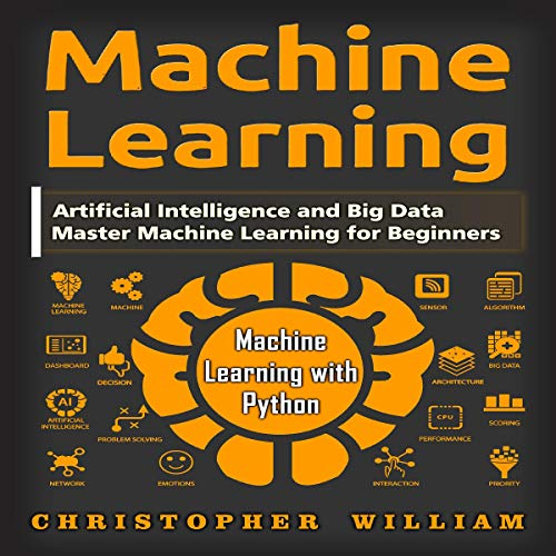 Machine Learning audiobook cover art