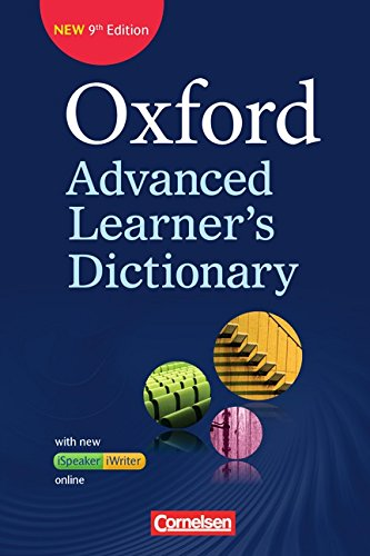 Oxford Advanced Learner\'s Dictionary (9th Edition) mit Online-Zugangscode