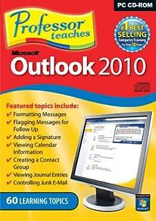 Professor Teaches Microsoft Outlook 2010 (PC)