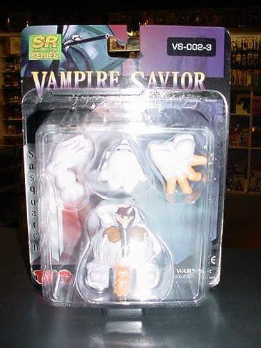 tienda de bajo costo Vampire Savior Action Figure Series 2 2 2 Sasquatch by Capcom  genuina alta calidad