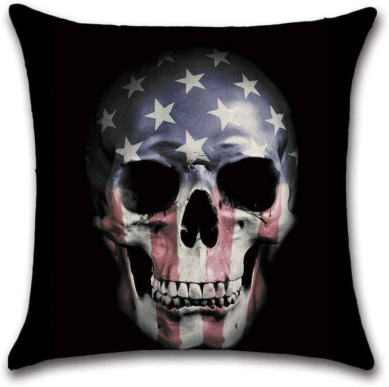 Max Popular standard 66% OFF HXF- Cushion Cotton Comfortable Theme Material Halloween Fabric