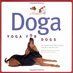 Doga: Yoga For Dogs Book