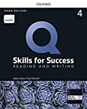 Q Skills for Success (3rd Edition). Reading & Writing 4. Student's Book Pack (Q Skills for Success 3th Edition)