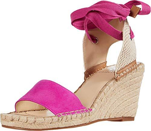 Vince Camuto Women's Levernta Sandal, Fireball Fuchsia, 11 M