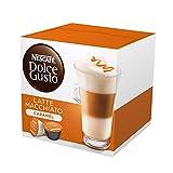 Nescafe Dolce Gusto cápsulas, Caramel Latte Macchiato, 16ct