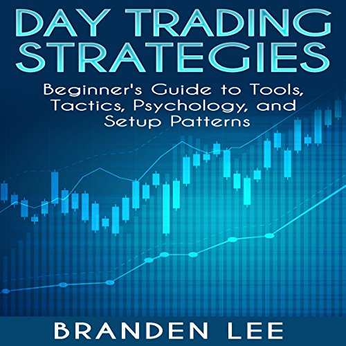Day Trading Strategies: Beginner's Guide to Tools, Tactics, Psychology, and Setup Patterns audiobook cover art